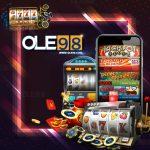 สล็อตออนไลน์เล่นง่าย พร้อมรับ BIG Promotion จากOLE98