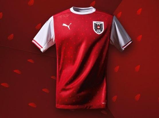 เสื้อแข่งยูโร2021 ทีมชาติ ออสเตรีย