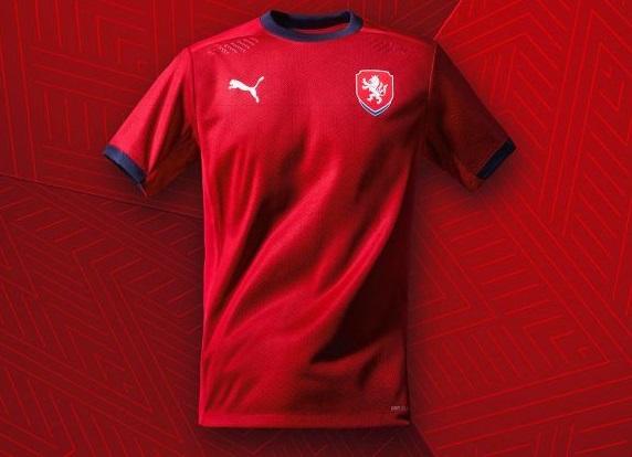 เสื้อแข่งยูโร2021 ทีมชาติ สาธารณรัฐเช็ก