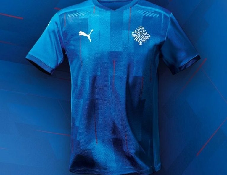 เสื้อแข่งยูโร2021 ทีมชาติ ไอซ์แลนด์