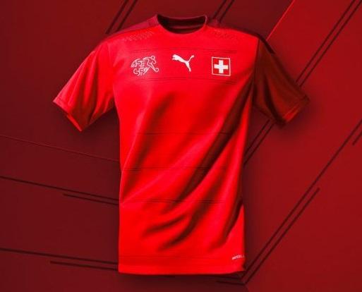 เสื้อแข่งยูโร2021 ทีมชาติ สวิตเซอร์แลนด์