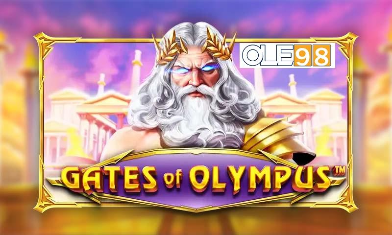 แนะนำเกม สล็อต Gates of Olympus