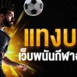 sbothai เว็บพนันบอลออนไลน์ ที่ดีที่สุดของเมืองไทย