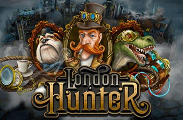 OLE98 รีวิว สล็อตแนวสืบสวนสอบสวนในเมืองผู้ดี London Hunter