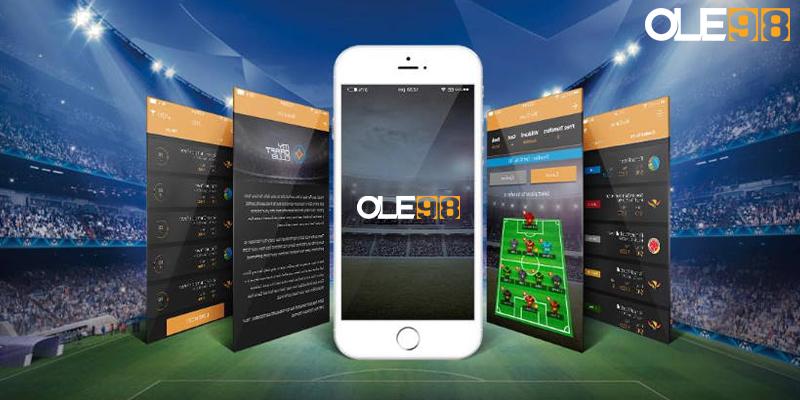 สมัคร เว็บ แทง บอล ออนไลน์ OLE98 มีโปรสุดคุ้มรอคุณอยู่