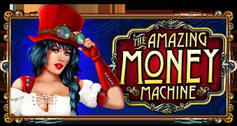 OLE98 รีวิวเกม The Amazing Money Machine จากค่าย Pragmatic Play