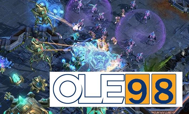 แทง starcraf2 ได้ที่ OLE98