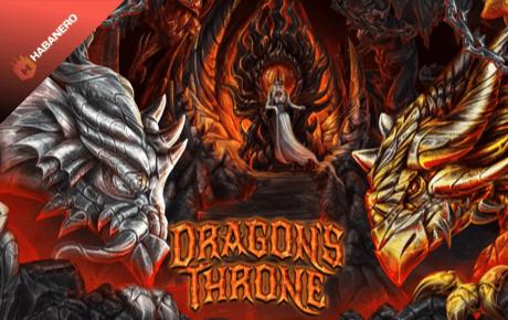 OLE98 เกมสล็อต ดุเดือดเลิดพล่านกับ Dragons Throne