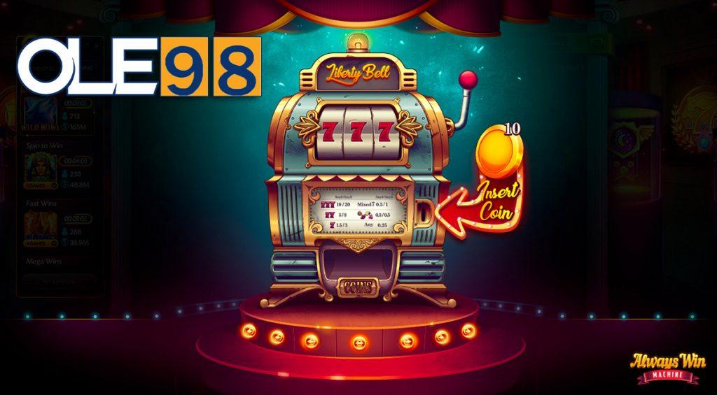 OLE98 ให้ฟรีสปินดีที่สุดในไทย