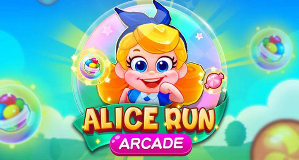 เกม Alice Run จ่ายค่าย CQ9 แจกโบนัสกระจาย