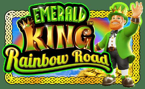 Emerald King Rainbow Road จาก parametric play