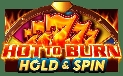 Hot to Burn Hold and Spin จากค่าย Pragmatic Play