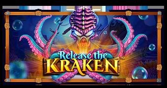 OLE98 รีวิวเกมสล็อตออนไลน์ Release the Kraken