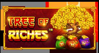OLE98 รีวิวเกม Tree of Riches จากค่าย Pragmatic Play